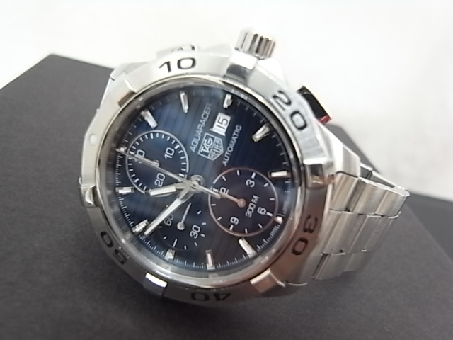 online store f9ac1 29cd1 TAG HEUER/タグホイヤー メンズ腕時計アクアレーサー クロノ ...